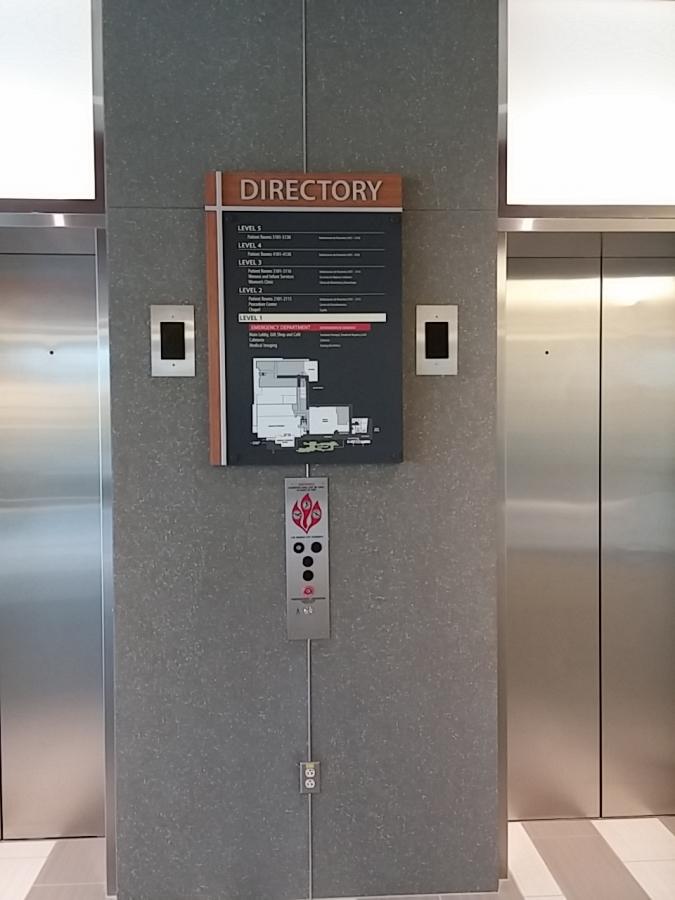 Indoor-Building-Directory