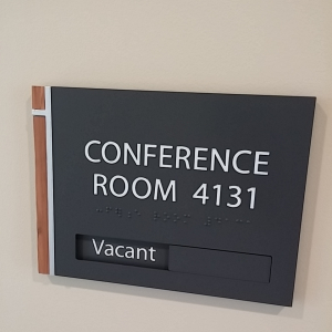 Corporate Office Signs