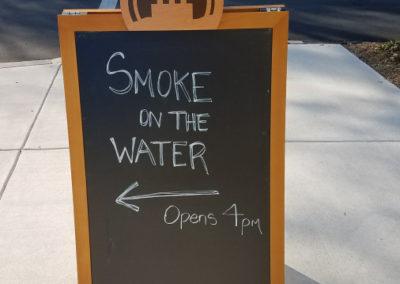 Sandwich Board Signage