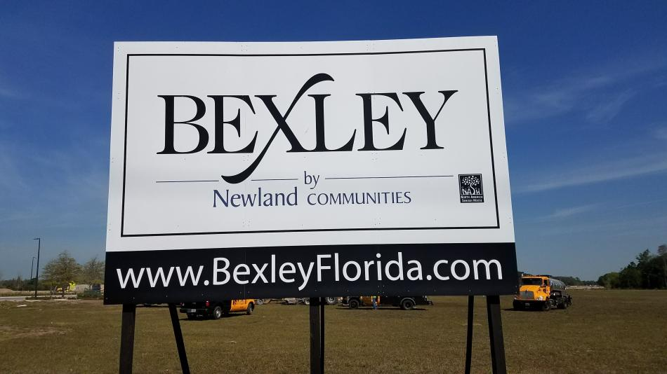 Bexley Outdoor Signage