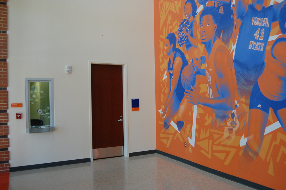 VSU Environmental Graphics