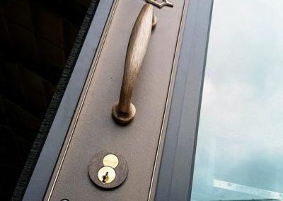 Metal-Cast-Door-Pulls-in-Richmond-VA