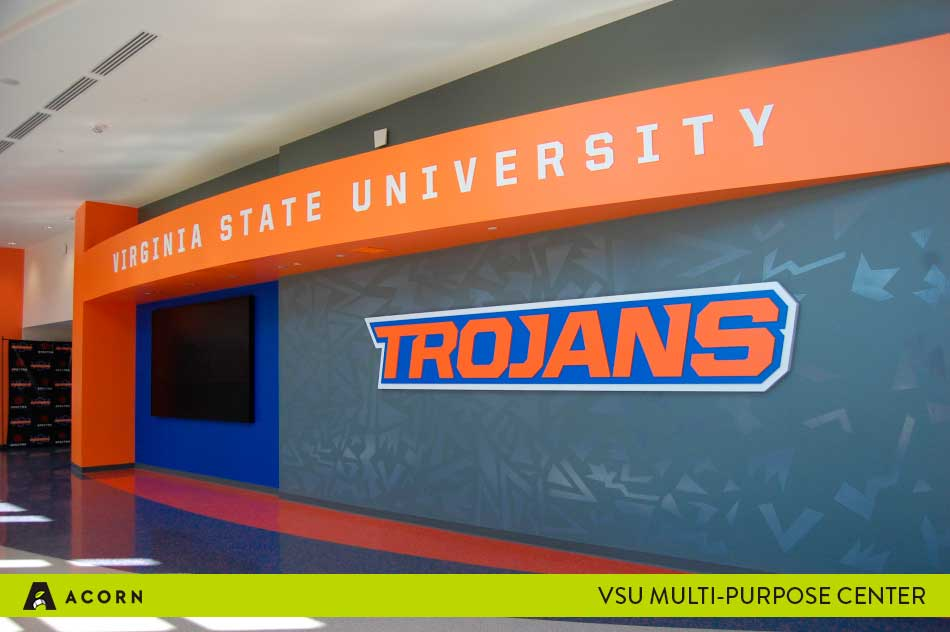 Acorn in Action: Virginia State University Multi-Purpose Center