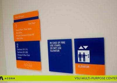 Acorn in Action: Virginia State University Multi-Purpose Center