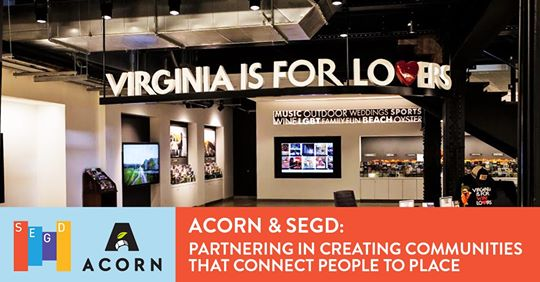 Acorn Sign Graphics | SEGD