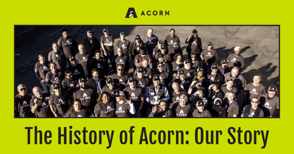 History Of Acorn