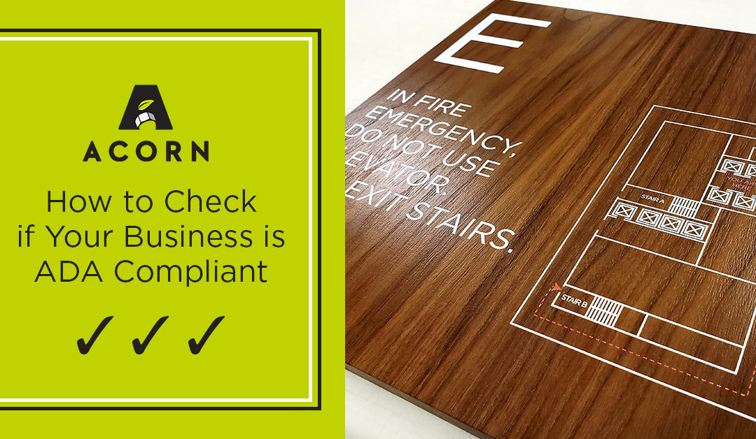 How to Check if Your Business is ADA Compliant