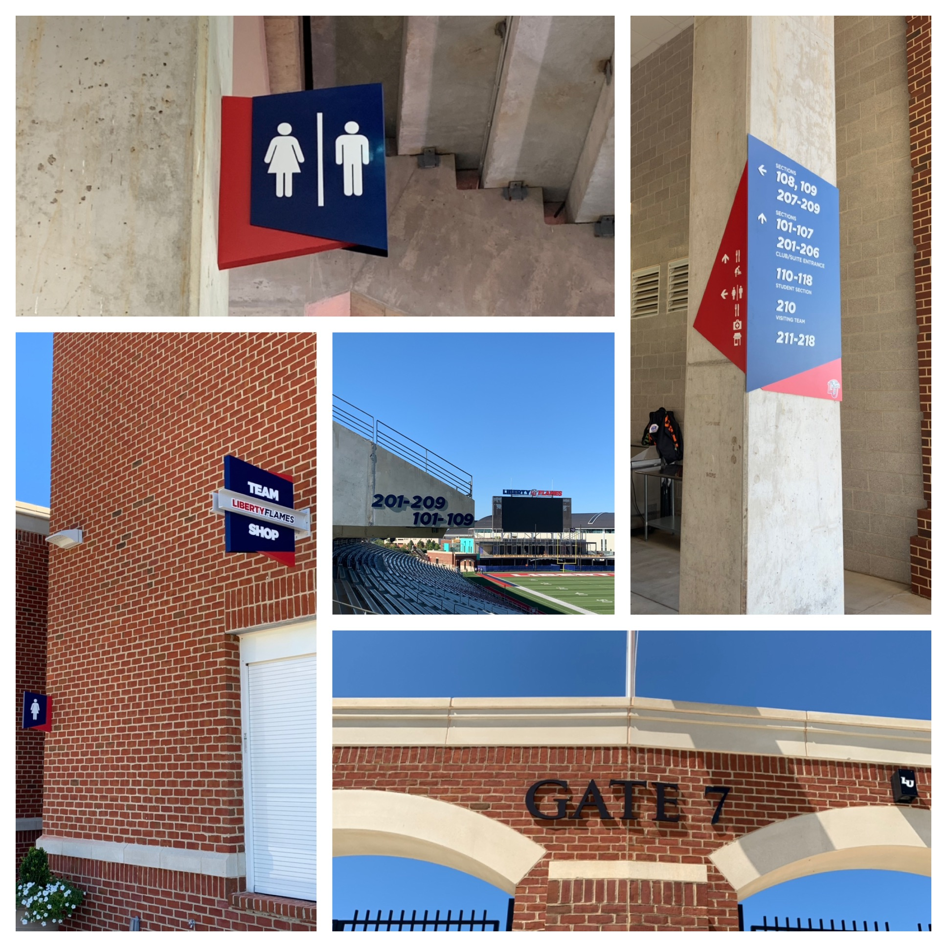 Liberty-University-Environmental-Graphics