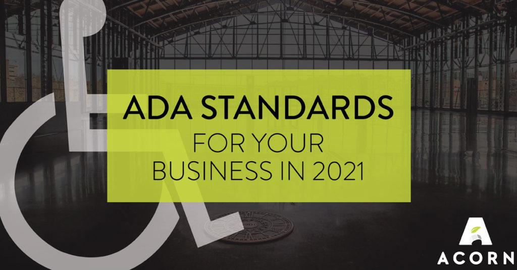 ADA Standards 2021