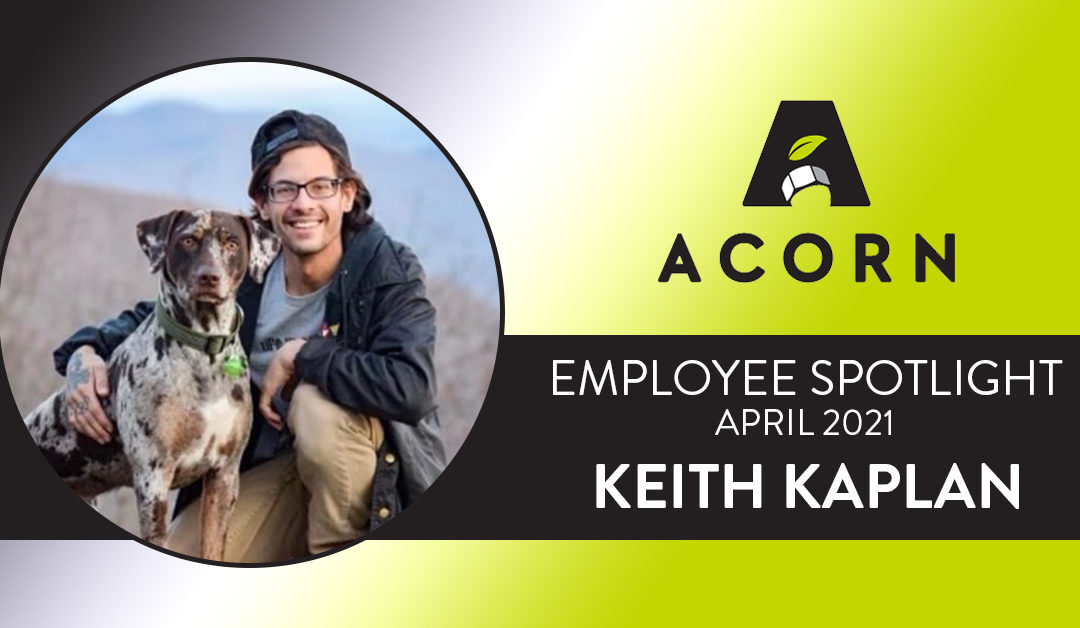 Employee Spotlight April 2021 – Keith Kaplan