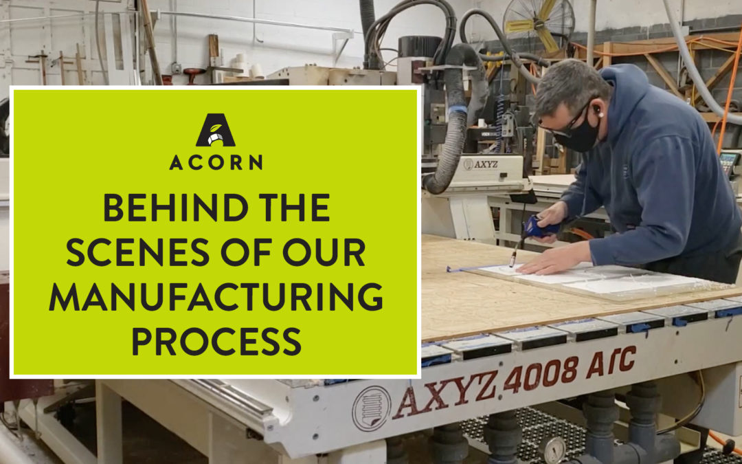 Behind the Scenes of our Manufacturing Process